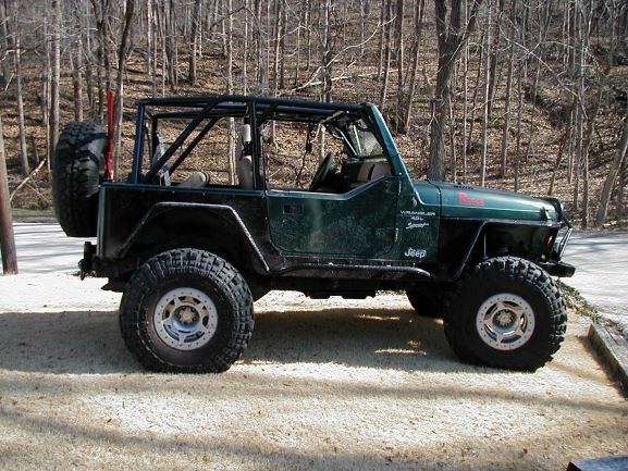Preview Image for Jeep TJ Information